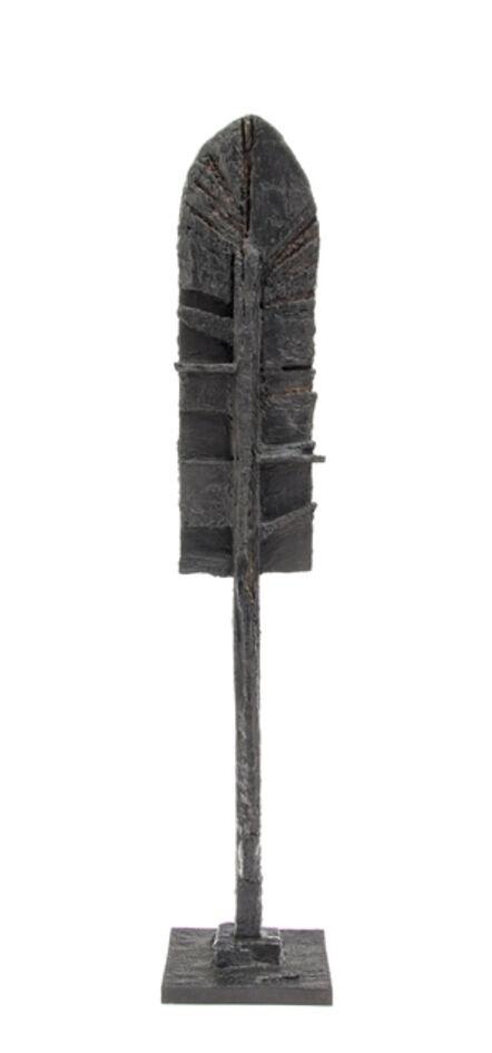 Squire Broel, 'BLACK PLUME (Totemic Series), edition 5 ', 2015