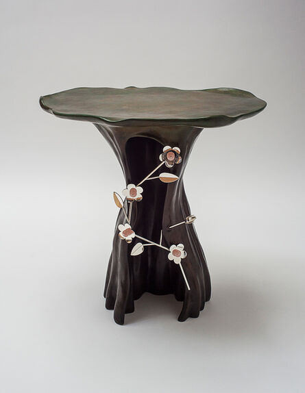 Mattia Bonetti, 'Side Table 'Spring Blossom'', 2015