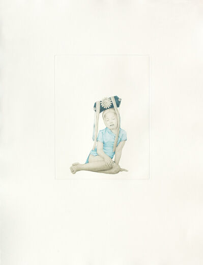 Salustiano, 'Changer la vie Nº 4', 2008