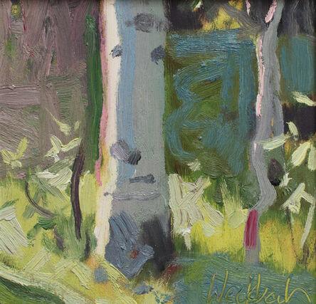Kevin Weckbach, 'Violet Light'