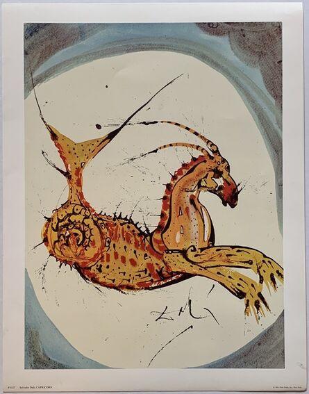 Salvador Dalí, 'Capricorn', 1969