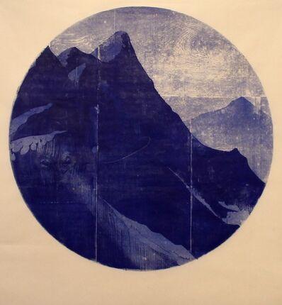 Matthew Colaizzo, 'Tondo (Dirt)', 2015