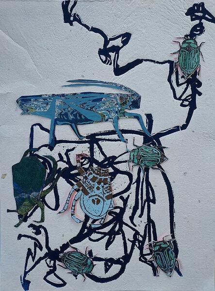 Tori Tasch, 'Beetle Tracks', 2021