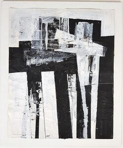 Claudia Busching, 'Untitled Gestural Abstraction', 1999