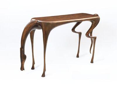 Judy Kensley McKie, 'Grazing Horse', 2012