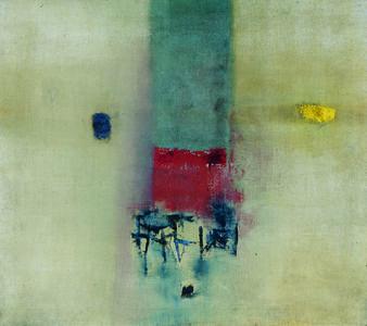 V. S. Gaitonde, 'Painting No. 6', 1962
