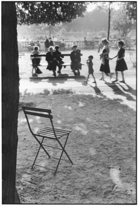 Elliott Erwitt, 'Paris', 1951