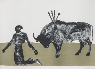 Elisabeth Frink, 'Corrida III', 1973