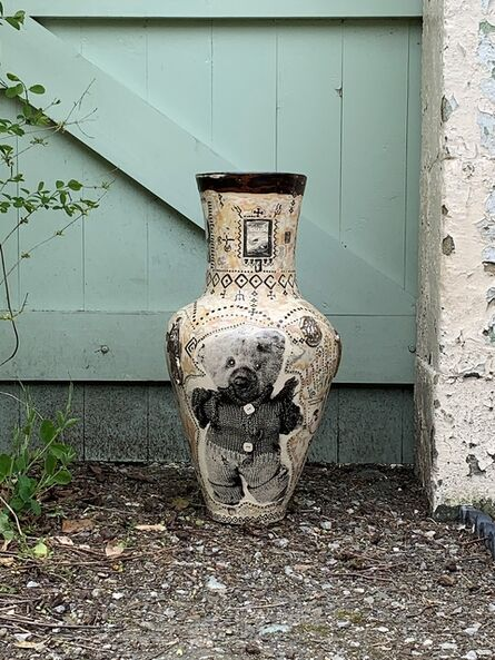 Grayson Perry, 'Vase using my family ', 1998