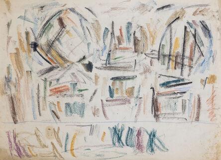 Ernest Mancoba, 'Untitled 12', ND