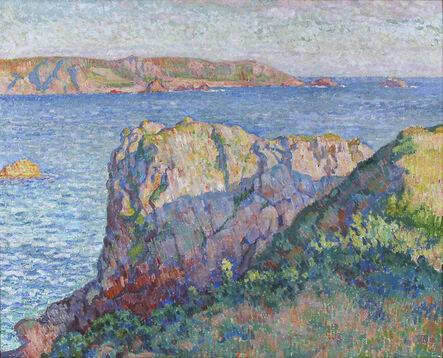 Théo van Rysselberghe, 'La Baie de Sainte Brelade', 1907