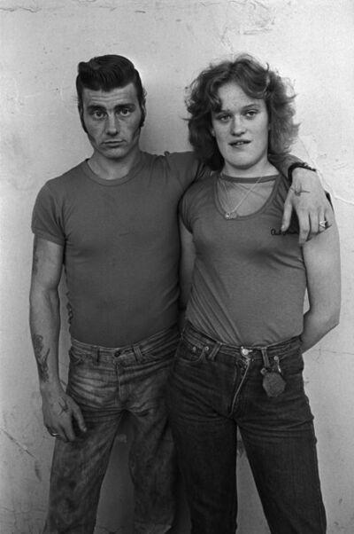 Chris Steele Perkins, 'The Teds', 1976