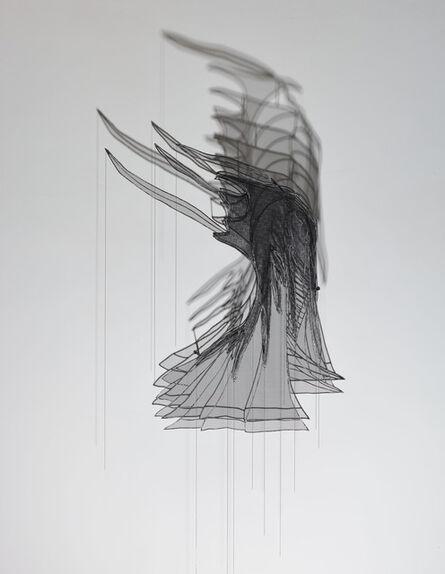 Afruz Amighi, 'Headdress for the Beheaded ', 2017