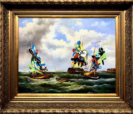 Martin Whatson, 'Sailboat III', 2018