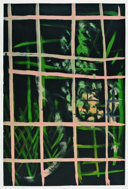 Günther Förg, ' Untitled', 1996