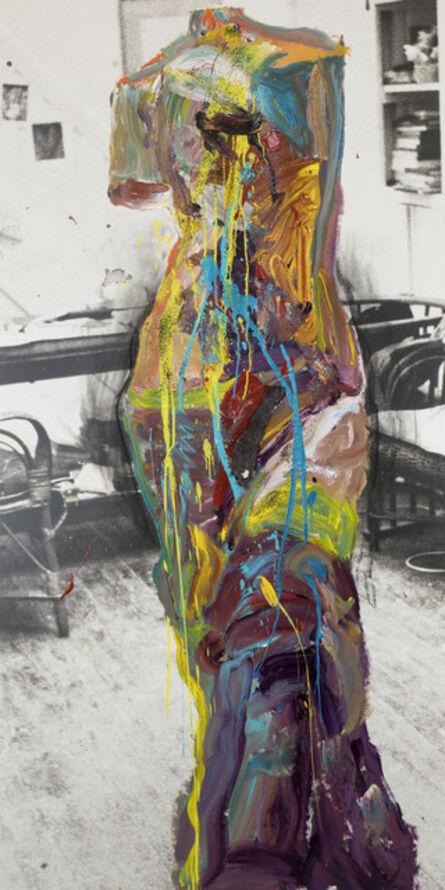 Jim Dine, 'Sydney Close, Memoir 4', 2020