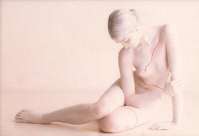 Roberto Edwards, 'Verónica Rubio (Spain) #1 Cuerpos Pintados - Painted Bodies', 2002