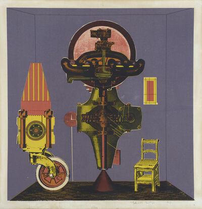 Eduardo Paolozzi, 'The Metalization of a Dream', 1962