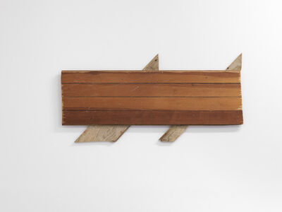 Virginia Overton, 'Untitled (floor / subfloor 6)', 2015