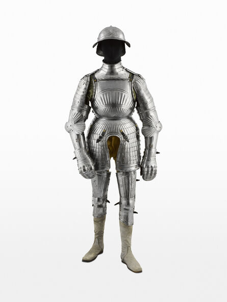 'Armure maximilienne (Maximilian armor)', c. 1510