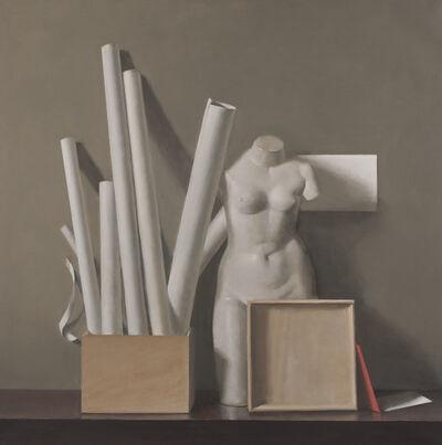 Raymond Han, 'Studio Still Life #3', 2005