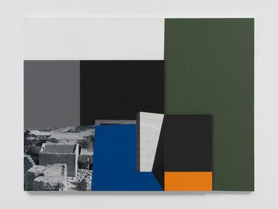Hazem Harb, 'Memorial Architecture #3 ', 2016