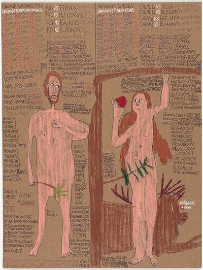 Daniel Green, 'Men and Women Naked', 2015
