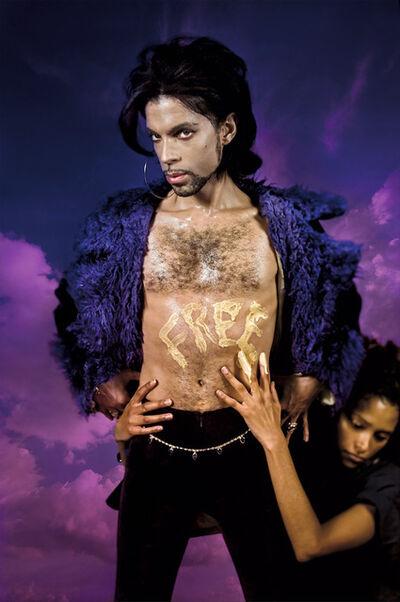 "Steve Parke, 'Prince ""Free""', 1999"