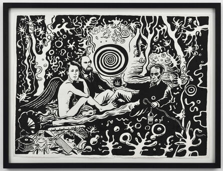 Neal Fox, 'Le Déjeuner sur l'herbe (Lunch on the Grass)', 2017