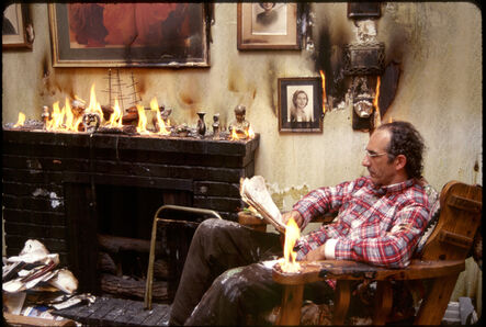 Reynold Reynolds and Patrick Jolley, 'Burn', 2002