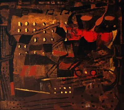 Achuthan Kudallur, 'Untitled I', 2005