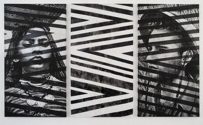 Brook Andrew, 'Memory (Triptyque)', 2016