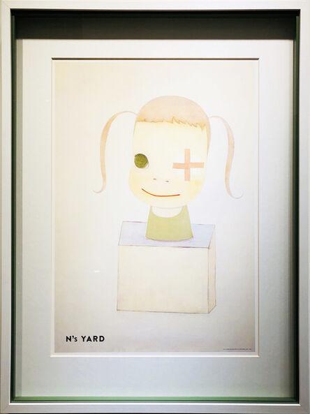 Yoshitomo Nara, 'Sorry Couldn't Draw', 2018
