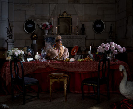 Carrie Mae Weems, 'Queen B (Mary J. Blige)', 2020