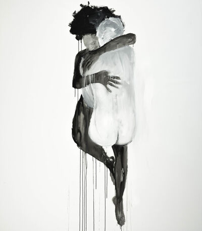 Mwangi Hutter, 'the roar of unspoken voices', 2018