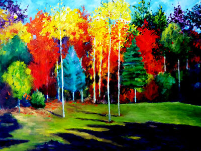 William Kelley, 'October'