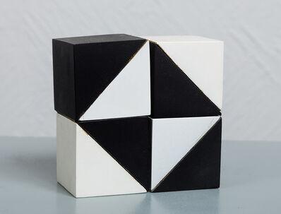 Sérvulo Esmeraldo, 'Untitled ( cubinhos )', 1989/2011