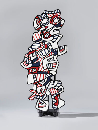 Jean Dubuffet, 'Milord', 1971