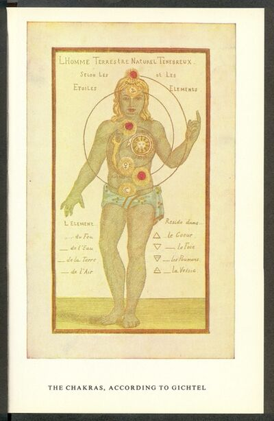 'The Theosophical body, from The Chakras; A Monograph', 1927