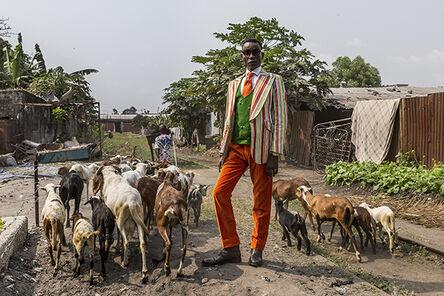 Tariq Zaidi, 'COLLECTOR'S EDITION: Sapeurs. Ladies and Gentlemen of the Congo', 2017