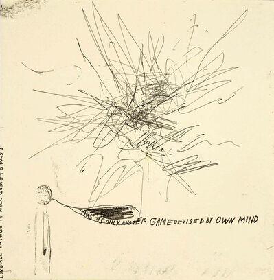 Chris Johanson, 'Perceptions (Perceptions #3)', 2007