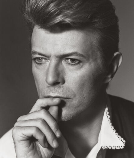 Herb Ritts, 'David Bowie', 1989