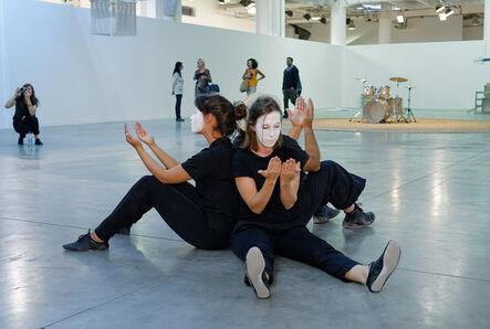 Anthea Hamilton, 'Kar-a-sutra', 2015