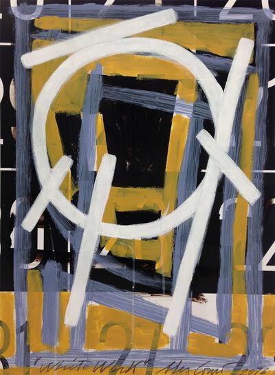 Alex Corno, 'White Work', 2016