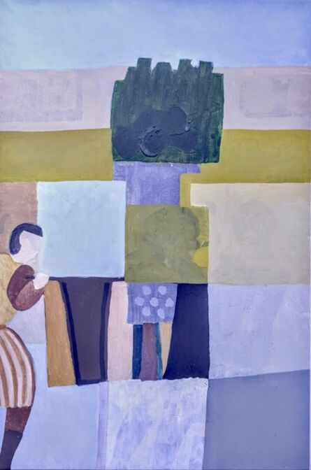 Peter Pezzimenti, 'Tack Room Painting', 2019