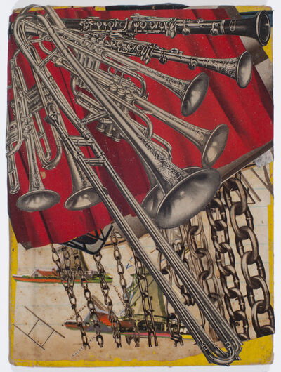 Lance Letscher, 'Chorus', 2016