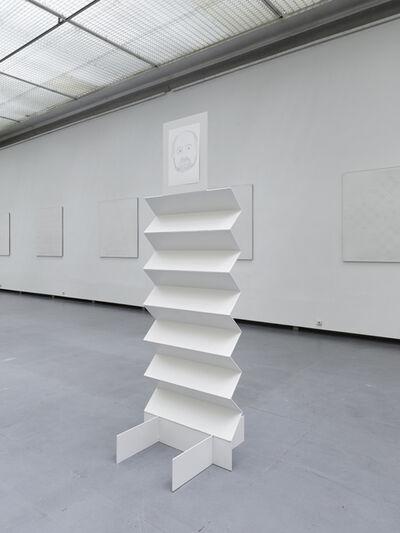 Jos de Gruyter & Harald Thys, 'White Elements (large_vilnius_5)', 2016