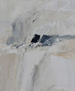 Bernie White Hatcher, 'Winter Snowfall', 2018