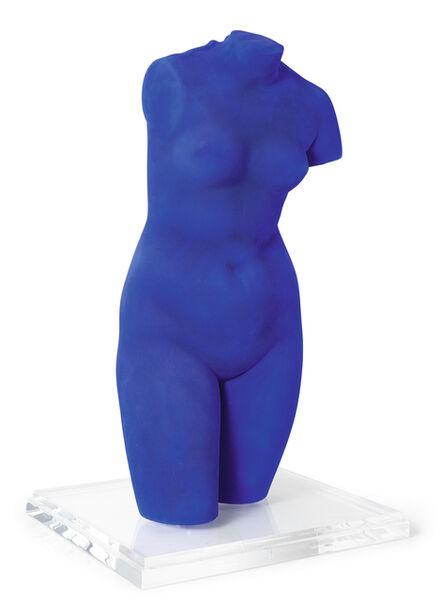 Yves Klein, 'Vénus Bleue (S 41)'