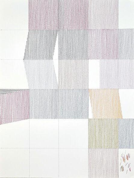 Ernesto Garcia Sanchez, 'Untitled drawing 5', 2020